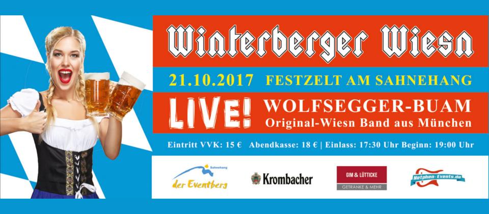 Winterberger Wiesn